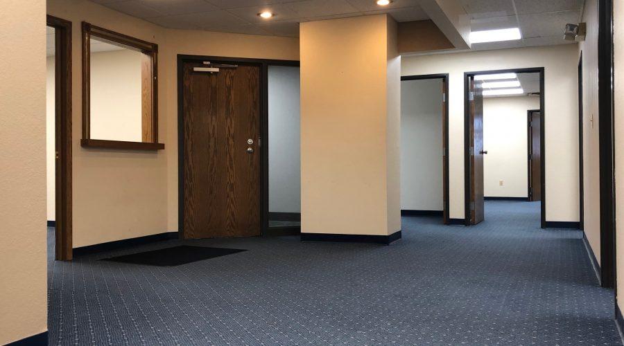 Office Suite 305 Reception Area