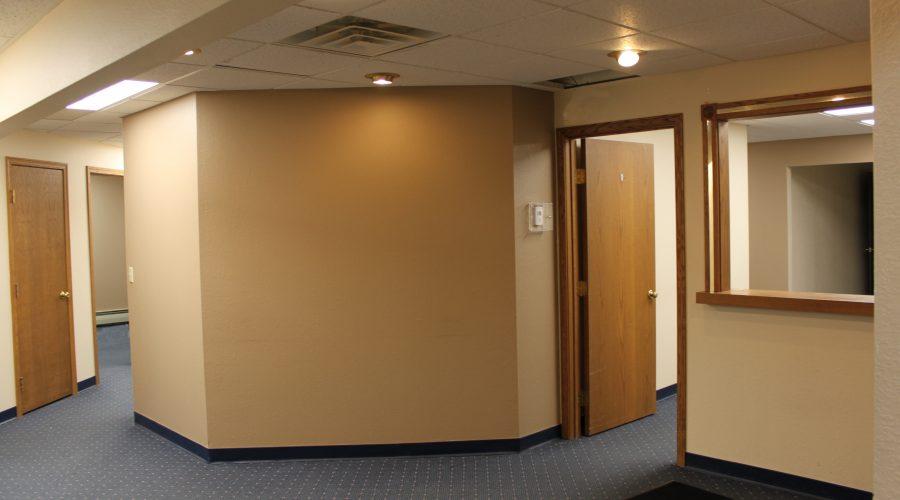 Suite 305 Front Reception Area