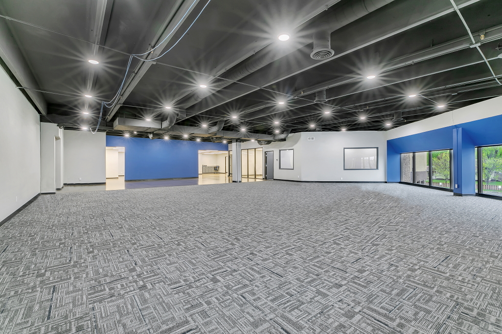 Midtown Square large office suite with windows available!